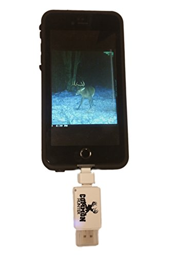 Trail Camera Sd Card Reader For Iphone