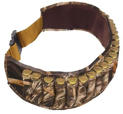 Allen Company Neoprene Shotshell Belt (to Hold 25 Shotshells, Duck Blind)
