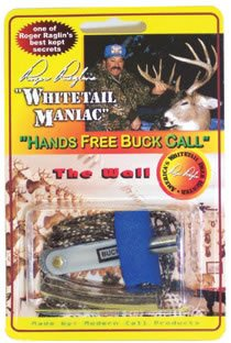 Whitetail Maniac ~ Hands Free Buck Call ~ Deer Hunting Calls By Roger Raglin