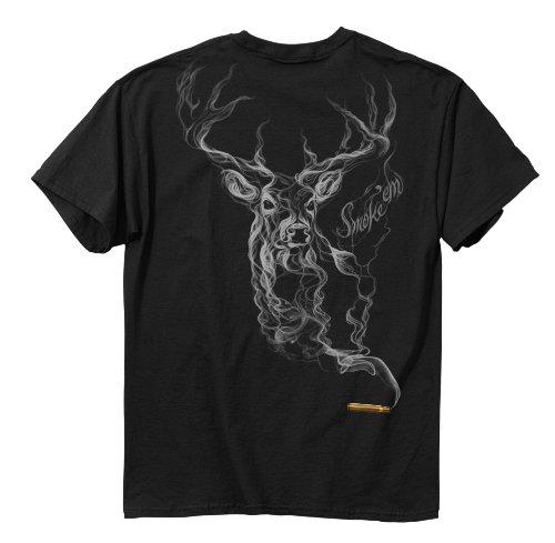 Buckwear Smoke-Deer Short Sleeve Tee