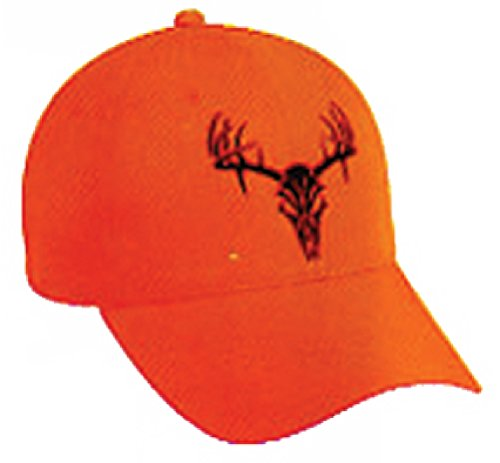Outdoor Cap Deer Skull Blaze Orange