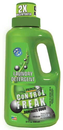 Primos Hunting Control Freak Scent Eliminating Laundry Detergent, 32-Ounce
