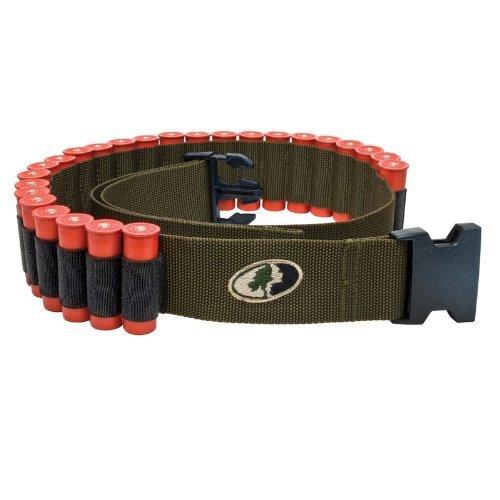 Mossy Oak Shotgun Shell Belt, Green