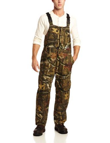 Mossy Oak Men's Insulated Bib Overall