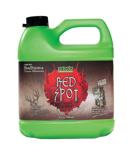Primos Red Spot Mineral Syrup Deer Attractant