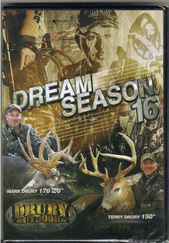 Dream Season 16 | TV Series Season [ 16 ] Drury Outdoors | Deer Hunting
