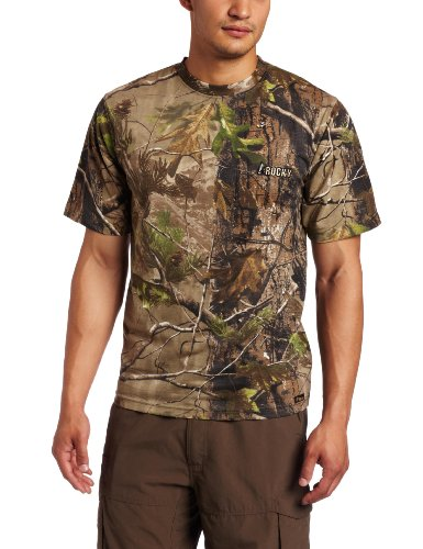 Rocky Men's Hunting Short Sleeve T-Shirt