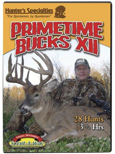 Hunters Specialties Primetime Bucks 12 DVD Deer Hunting DVD