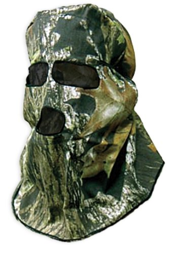 Primos Ninja Cotton Full-Hood Face Mask - Mossy Oak New Break-Up