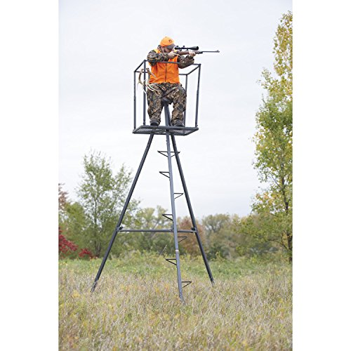 Guide Gear 13' Deluxe Tripod Deer Stand
