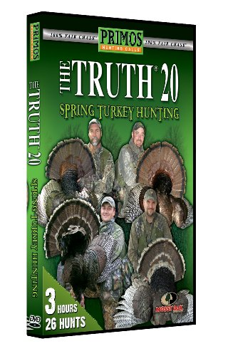 Primos The Truth 20 Spring Turkey Hunting Deer Call