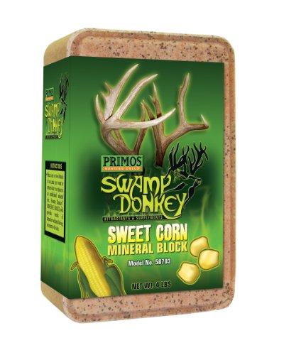 Primos 4 Lb. Deer Lick Block - Sweet Corn