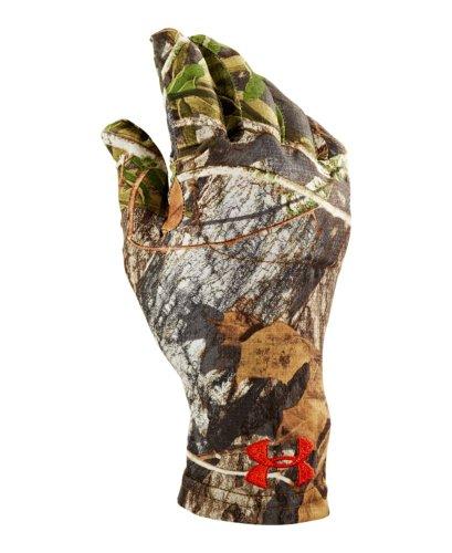 Under Armour Men's UA Camo HeatGear® Liner Gloves