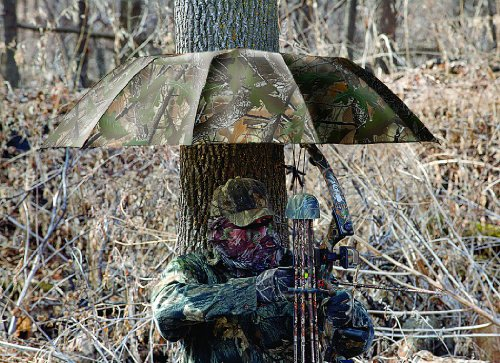 Allen Company Instant Roof Tree Stand Umbrella (Oakbrush, 57-Inch)