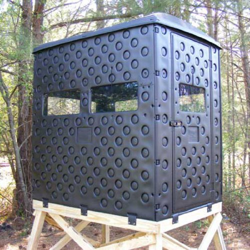 Formex Snap Lock 4x6 Portable Deer Hunting Blind with Shelf and Window Included